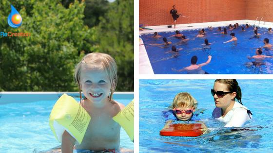 Conoces los beneficios de las actividades acuáticas