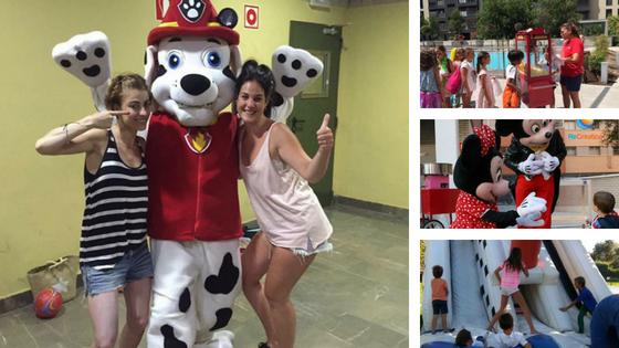 Actividades para niños en urbanizaciones en Madrid