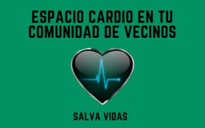 Desfibriladores, espacios cardioprotegidos en tu comunidad