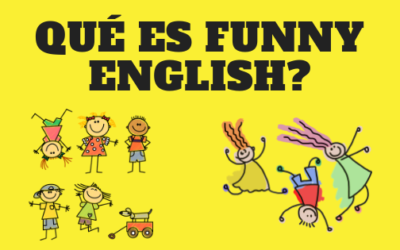 Qué es funny english?