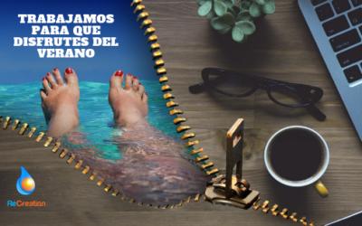 Bienvenido verano 2019 Piscinas ReCreation