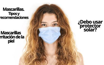 Verano y pandemia te ayudamos a elegir mascarilla